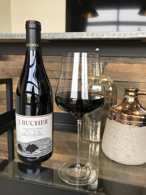 2018 Pinot Noir Three Sixty Bucher Vineyard Russian River Valley