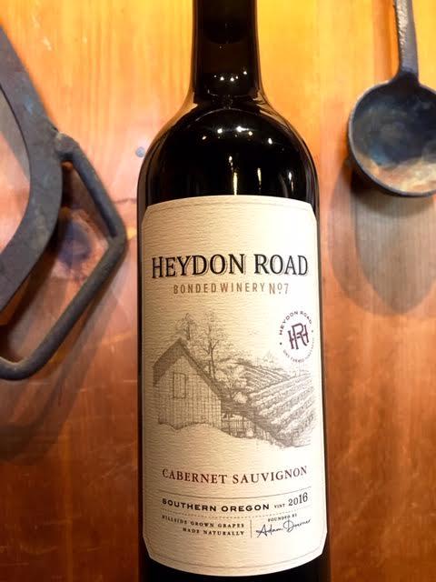 2016 Heydon Road Cabernet Sauvignon