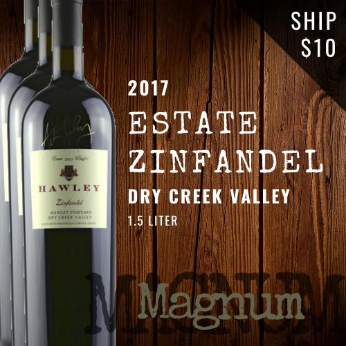 2017 Estate Zinfandel Magnum