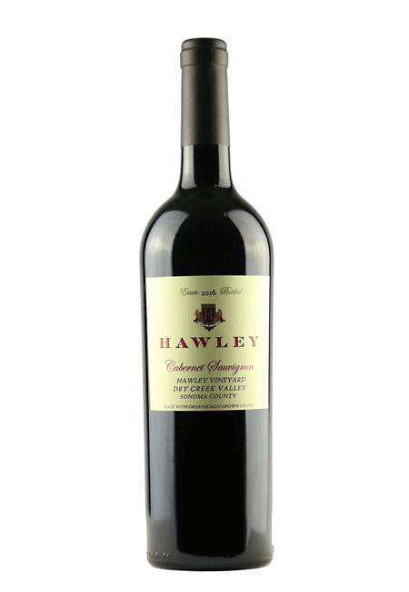 2016 Estate Cabernet Sauvignon, Hawley Vineyard