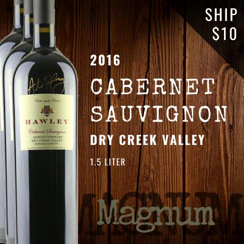 2016 Estate Cabernet Sauvignon Magnum