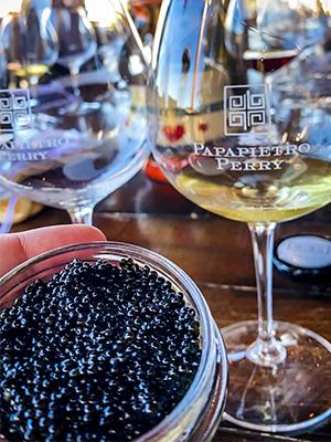 Wine and Caviar - Member