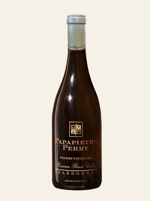 2019 Chardonnay ~ Peters Vineyard ~ Russian River Valley ~ 750 ml
