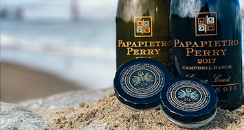 Make a Splash in 2021 <br> Join us and The Caviar Co. for a virtual Wine & Caviar Tasting Experience!