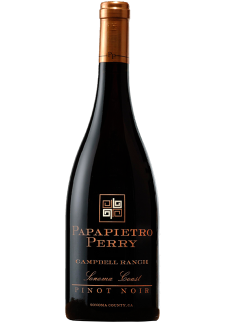 2017 Campbell Ranch ~ Pinot Noir ~ Sonoma Coast ~  750 ml