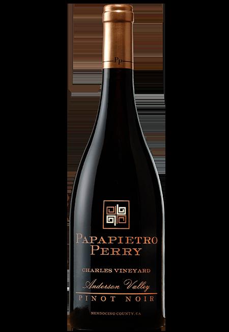 2017 Charles Vineyard ~ Pinot Noir ~ Anderson Valley ~  750 ml