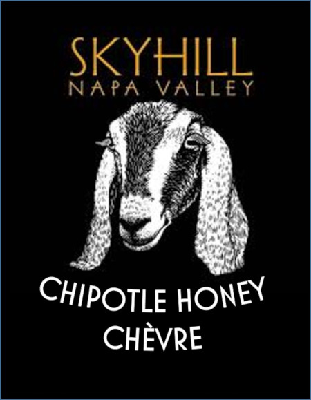 Chipotle Honey Chevre