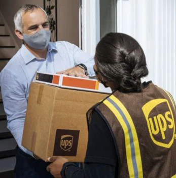 UPS Wine Delivery
