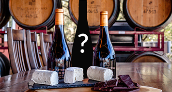Wine, Cheese & Chocolate<br> ~Mystery Bottle Edition!~<br> Feb. 18