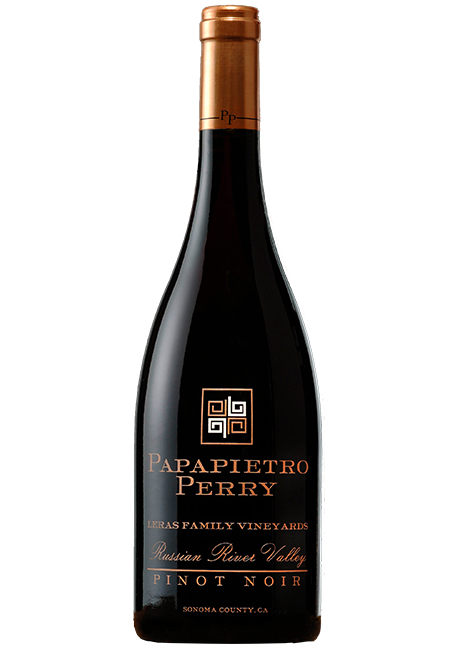 Magnum - 2017 Leras Family Vineyards ~ Pinot Noir ~ Russian River Valley ~ 1.5 L
