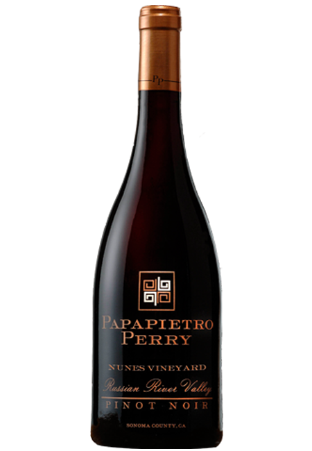2018 Nunes Vineyard ~ Pinot Noir ~ Russian River Valley ~  750 ml