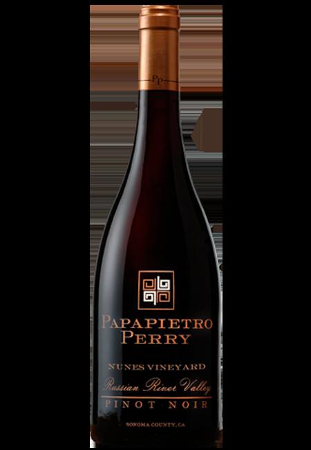 2019 Nunes Vineyard ~ Pinot Noir ~ Russian River Valley ~  750 ml