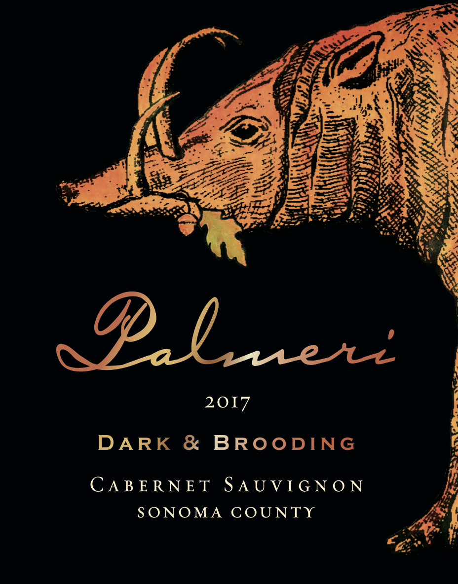 2017 Palmeri Dark & Brooding Cabernet Sauvignon
