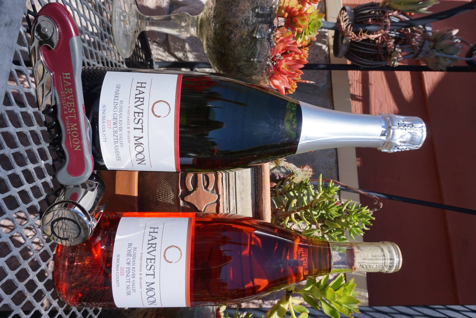 Mother's Day Wine Gift Set