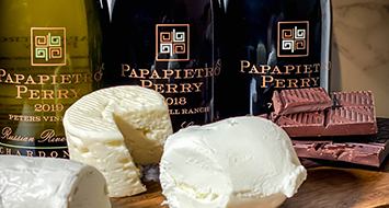 Wine, Cheese & Chocolate <br> Virtual Tasting Experience <br> May 15