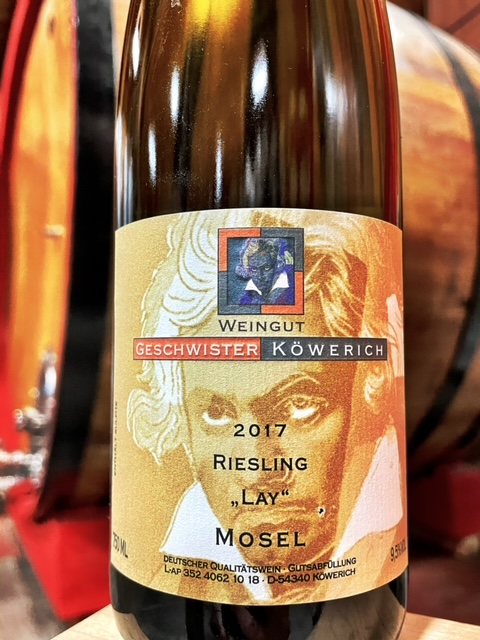 2017 'Lay' Mosel Valley Riesling