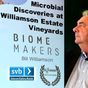BILL AT MICROBIAL CONFERENCE
