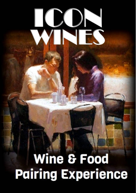 Icon Wine Tasting