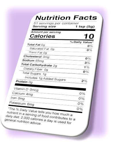 Nutrition Sweet Beet & Horseradish Mustard