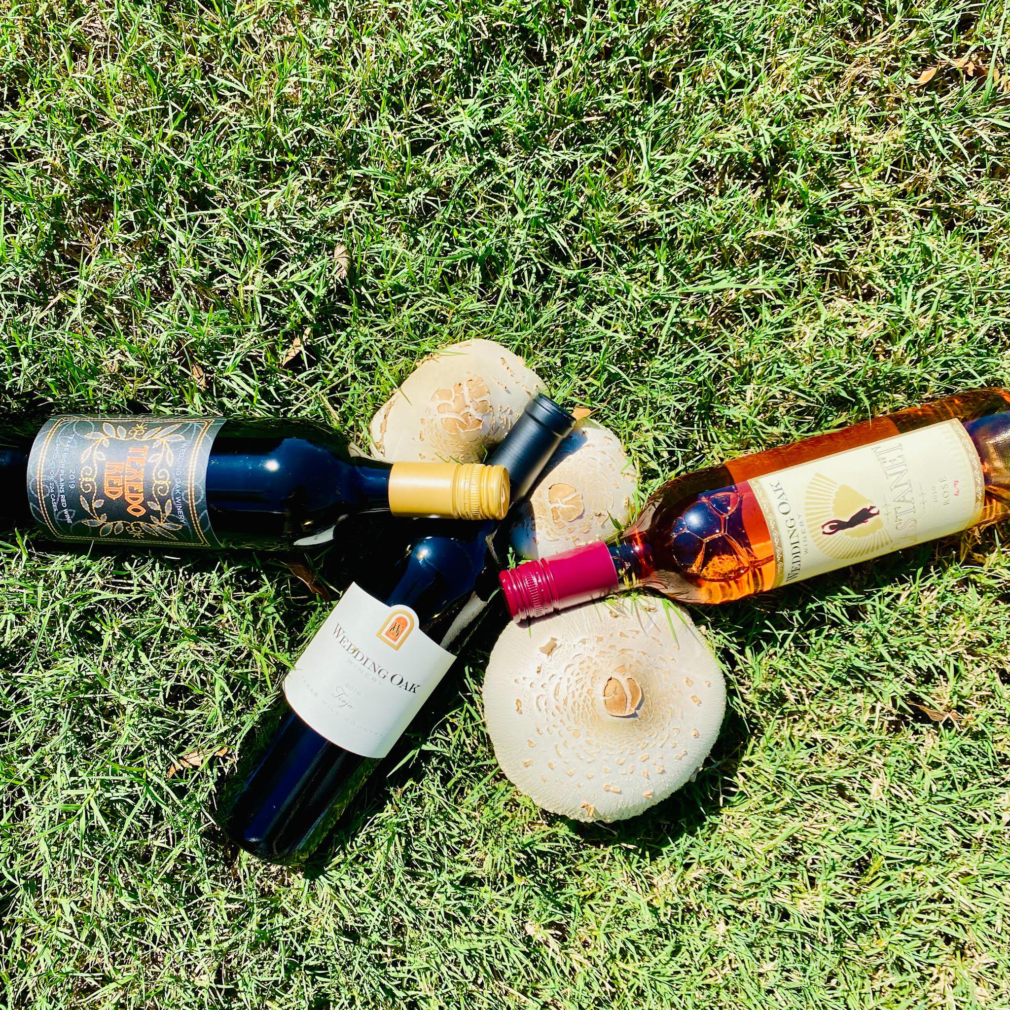 Texas Wine Month Trio