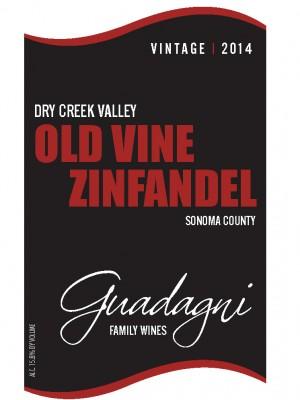 2014 Old Vine Zinfandel