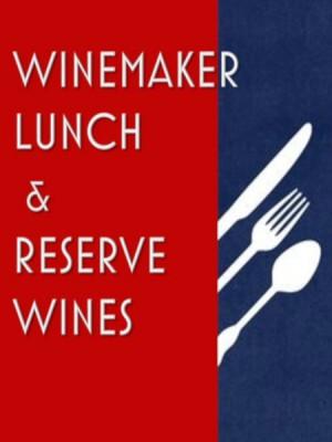 Reserve Wines & Winemaker Lunch