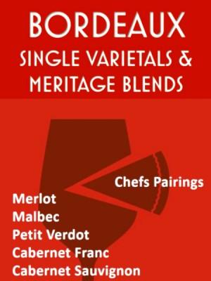 Meritage / Bordeaux Style Wine Tasting