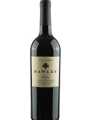 2015 Estate Merlot, Hawley Vineyard
