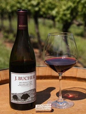 2017 Pinot Noir Bucher Vineyard Russian River Valley