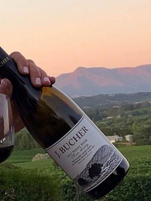2017 Pinot Noir Three Sixty Bucher Vineyard Russian River Valley