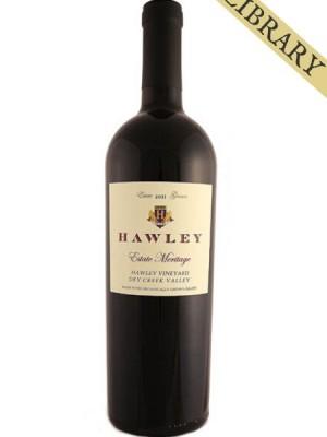 2011 Estate Meritage, Hawley Vineyard -Club Exclusive-