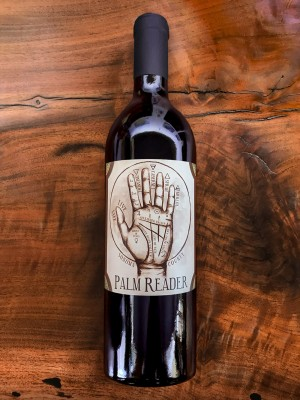 2016 Palm Reader Sonoma County Red Blend