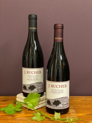 Bucher Virtual Tasting 2 Pack with Merry Edwards Winery