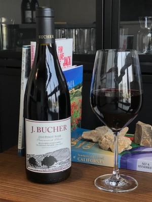 2018 Pinot Noir Pommard Clone Russian River Valley