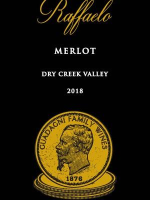 2018 Raffaelo Merlot