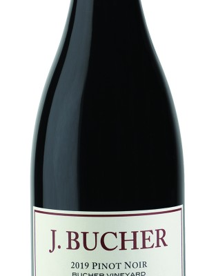 2019 Pinot Noir Bucher Vineyard Russian River Valley