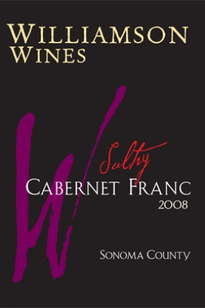 Sultry Cabernet Franc 2008