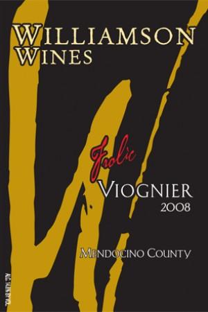 Frolic Viognier 2008