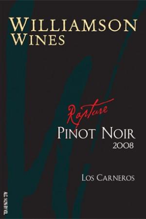 Rapture Pinot Noir 2008