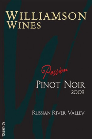 Passion Pinot Noir 2009
