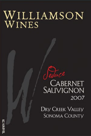 Seduce Cabernet Sauvignon 2007 - Half Bottle