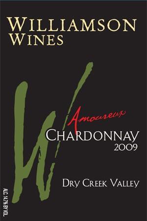 Amoureux Chardonnay 2009 - Half Bottle