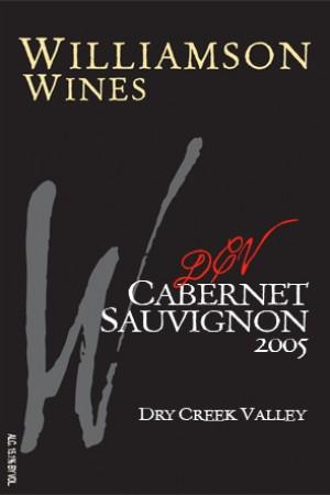 DCV Cabernet Sauvignon 2005 - Half Bottle