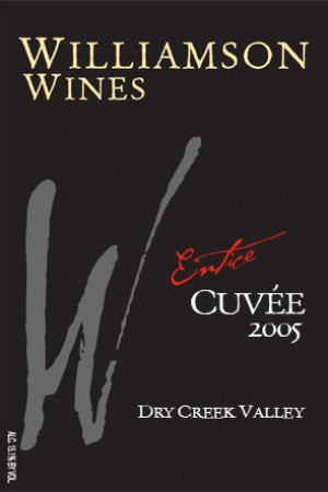 Entice Cuvee 2005 - Half Bottle