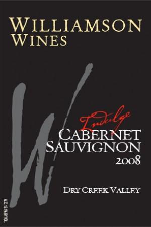 Indulge Cabernet Sauvignon 2008