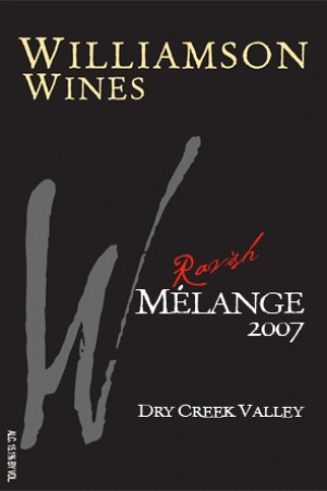 Ravish Melange 2007 - Half Bottle