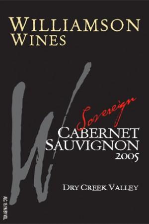 Sovereign Cabernet Sauvignon 2005