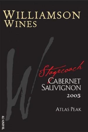 Stagecoach Cabernet Sauvignon 2005