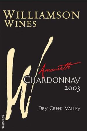 Amourette Chardonnay 2003