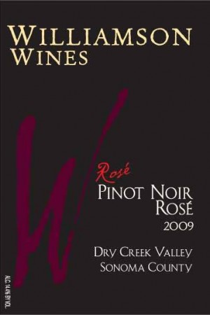 Rosé Pinot Noir Rose 2010